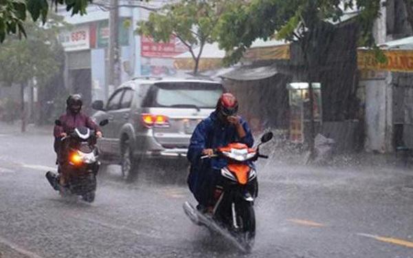 Giữa tuần sau, miền Bắc đón mưa lớn