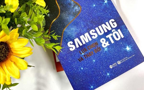 4 cuốn sách đề cập đến Samsung truyền cảm hứng và cung cấp nhiều bài học kinh doanh hữu ích cho độc giả