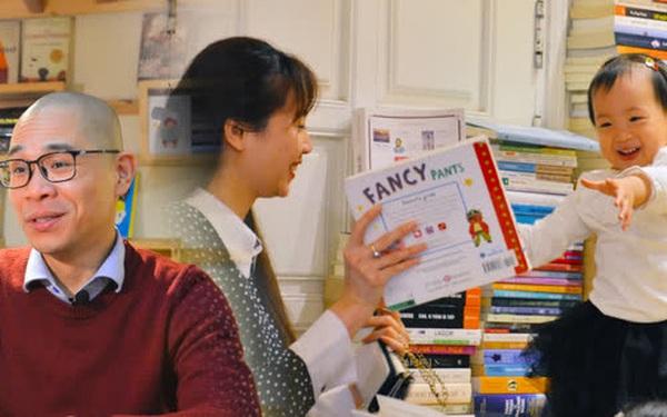 """Người đàn ông đi hơn 50 quốc gia, mở thư viện sách miễn phí ở Hà Nội: """"Nhìn các con thích đọc sách hơn cầm điện thoại là vui rồi"""""""