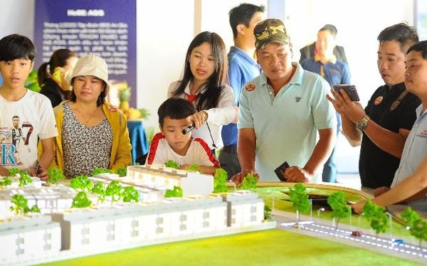 Nhà thấp tầng được quan tâm mạnh tại khu vực vệ tinh TPHCM, đặc biệt ở ngoại thành Bình Dương như Bàu Bàng, Tân Uyên...