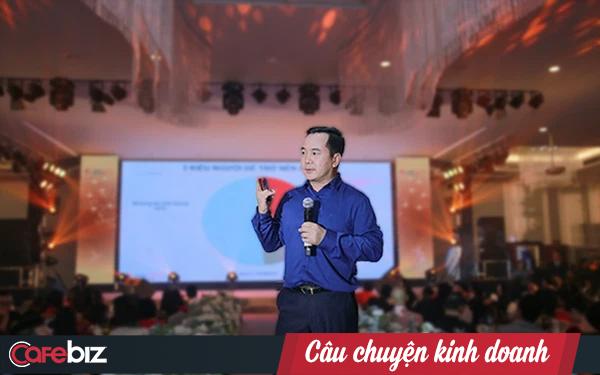 """Chủ tịch Cenland Nguyễn Trung Vũ có """"nổ"""" khi tuyên bố Đất Xanh, Hưng Thịnh không phải đối thủ, chỉ là người đi sau và khiến cuộc chơi thêm vui?"""