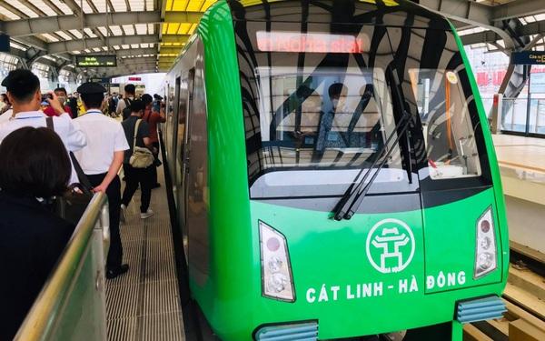 Vì sao đường sắt Cát Linh-Hà Đông chưa thể công bố các hạng mục đã kiểm đếm?