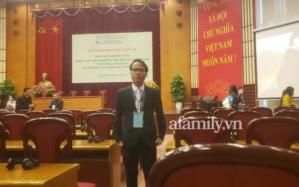 Tác giả Chữ Việt Nam song song 4.0: Dự định in sách và vận động dạy chữ mới ở trường THPT và đại học, sẽ dạy chữ mới cho các con khi đủ tuổi
