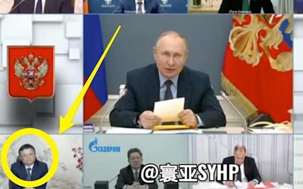 Jack Ma xuất hiện trong một hội nghị cùng ông Putin nhưng không phát biểu câu nào