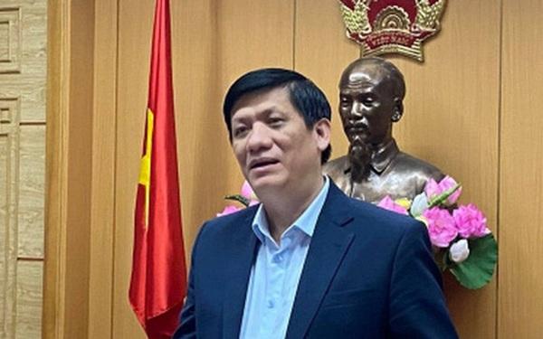"""Bộ trưởng Bộ Y tế: """"Kiểm soát dịch COVID-19 trong năm 2021 hết sức khó khăn"""""""