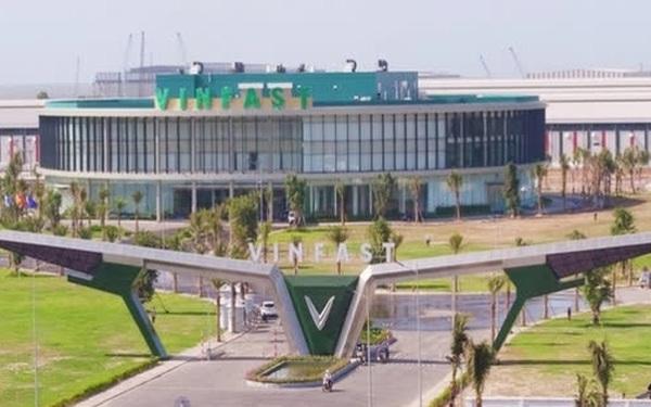 """Ô tô điện VinFast """"gây sốt"""", Vingroup muốn xây thêm nhà máy ở Khu kinh tế Vũng Áng"""