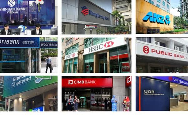 Các ngân hàng ngoại đang làm ăn ra sao tại Việt Nam?