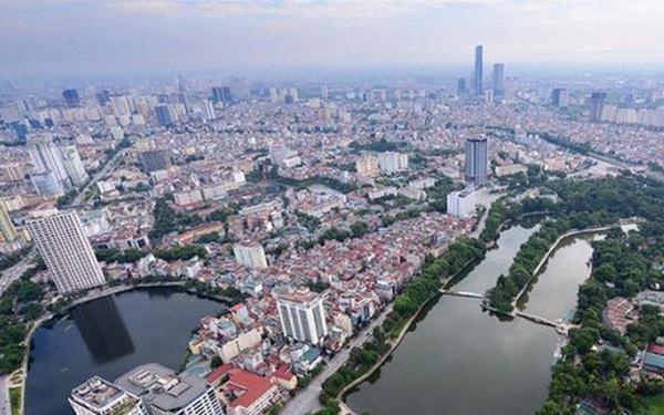 Quy hoạch 4 quận nội đô Hà Nội: Tăng cao ốc có gây ùn tắc?