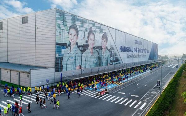 Samsung Thái Nguyên bất ngờ báo lỗ, kéo tổng lợi nhuận Samsung tại Việt Nam giảm sâu