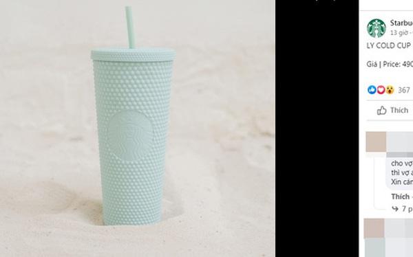 Starbucks Việt Nam: Chúng tôi luôn bị phàn nàn vì sao lại sớm hết hàng ly tách, bình đựng nước, sổ tay…
