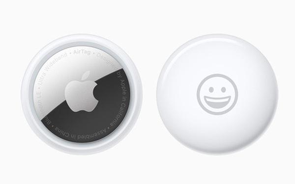 Apple ra mắt AirTag: Phụ kiện giúp định vị vật dụng cá nhân, pin 1 năm, giá 29 USD