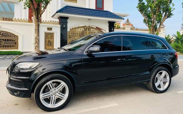 Bỏ 4 tỷ mua Audi Q7 rồi bán giá 1 tỷ, chủ xe vẫn tự tin khẳng định chất lượng xe 'như đập hộp'