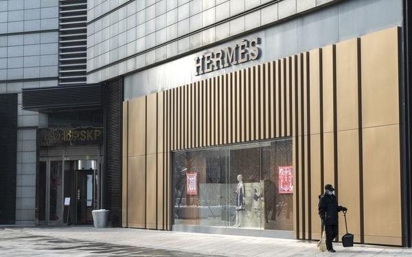 Doanh thu của Hermes vẫn tăng mạnh bất chấp đại dịch