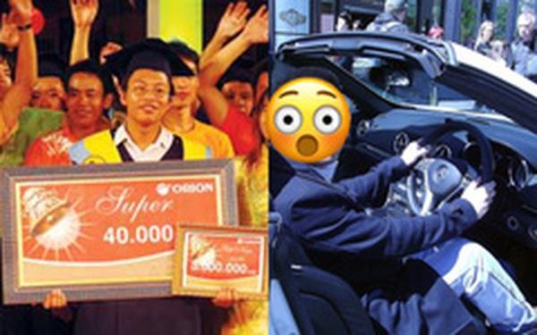 Quán quân Rung Chuông Vàng mùa đầu tiên: Đạp xe 40km đi học, công việc hiện tại là ước mơ của hàng triệu người