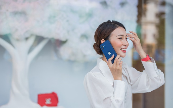 5G được sử dụng chính thức trên iPhone 12 Series