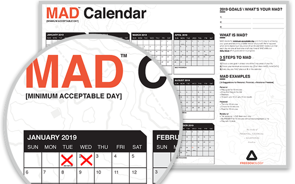 Bạn đã biết lập chiến lược MAD: Chia nhỏ tối thiểu các nhiệm vụ theo ngày, mục tiêu lớn tới đâu cũng dễ dàng chinh phục