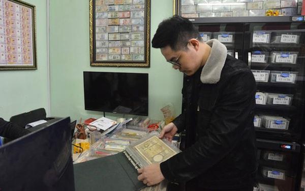 """Gia tài """"khủng"""" 1 triệu tờ tiền cổ cực độc của 9X Hà Thành, đổi 1 tờ lấy được cả Honda SH"""