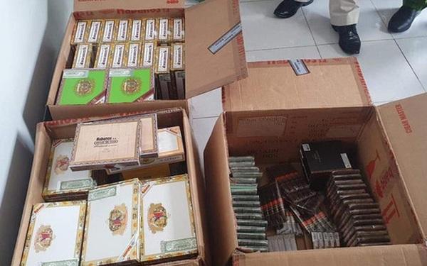 Vạch trần thủ đoạn buôn lậu 71kg xì gà cao cấp của nam tiếp viên hàng không
