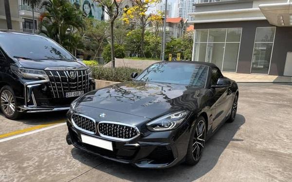 Vừa mua BMW Z4 đã bán giá 3,3 tỷ, đại gia chia sẻ: 'Dùng 1.000km, lỗ 200 triệu đồng'