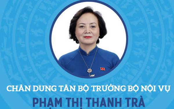 Chân dung Bộ trưởng nữ duy nhất trong Chính phủ vừa được bổ nhiệm