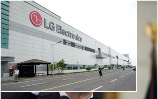 Không thể bán nhà máy ở Hải Phòng cho Vingroup, LG rao bán đất ở khu vực này