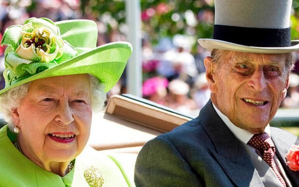 Phu quân Nữ hoàng Anh qua đời ở tuổi 99