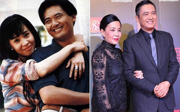 """Chuyện tình nức nở của ngôi sao Hồng Kông Châu Nhuận Phát và cô tiểu thư Singapore: """"Đôi đũa lệch', đám cưới vỏn vẹn 15 USD và cuộc hôn nhân lạ lùng suốt 35 năm"""
