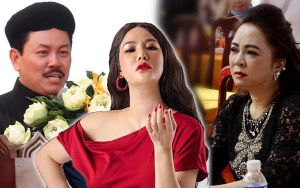 Lật tẩy bà Phương Hằng làm giả tin nhắn chuyển tiền, diễn viên múa đình đám bị vợ ông Dũng 'lò vôi' truy cùng đuổi tận?