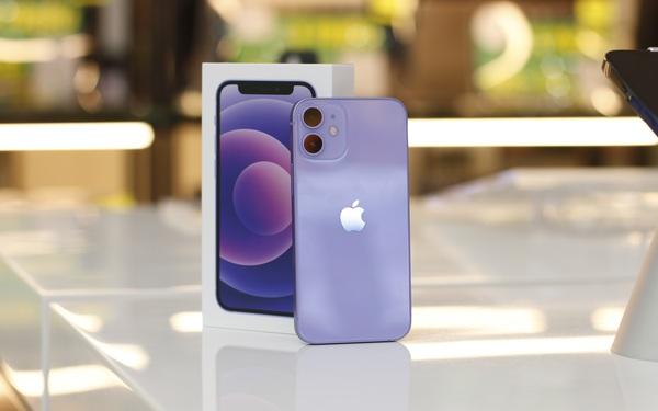 iPhone 12 chính hãng màu Tím mới đã chính thức lên kệ