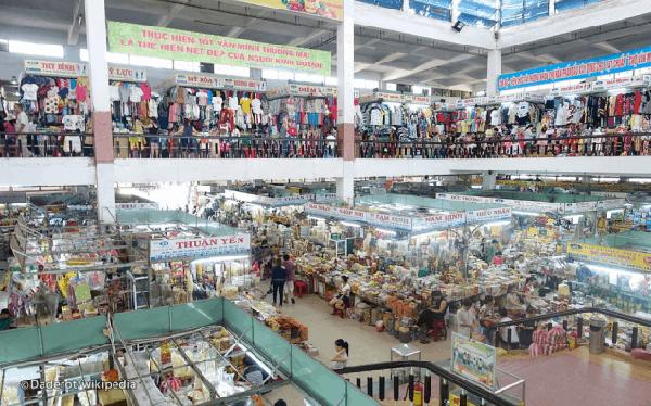 Đà Nẵng yêu cầu người làm việc tại siêu thị, chợ, trung tâm thương mại phải khai báo y tế