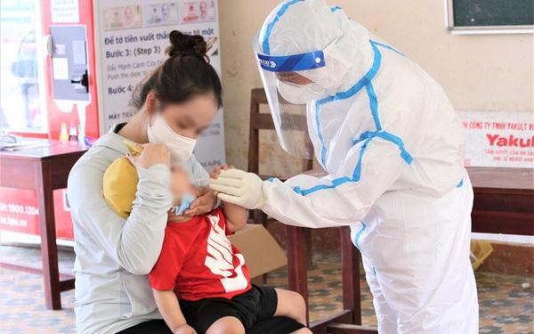 Đà Nẵng: Thêm 3 ca dương tính SARS-CoV-2 gồm bé gái 1 tuổi, nhân viên chuyển phát nhanh và người giúp việc