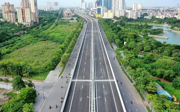 """""""Siêu dự án"""" đường trên cao dài nhất Việt Nam chuẩn bị xuất hiện?"""