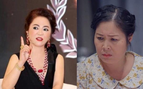 """Bị đại gia Phương Hằng tuyên bố khởi kiện vì tội vu khống doanh nghiệp, NSND Hồng Vân phân trần: """"Tôi đâu có chỉ đích danh bà ấy"""""""