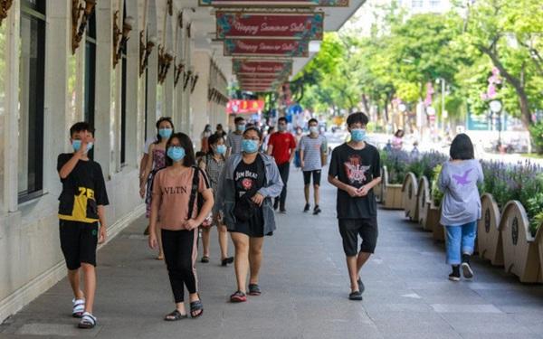 Hà Nội thu hơn 3 tỷ đồng tiền phạt từ người không đeo khẩu trang chỉ trong 10 ngày