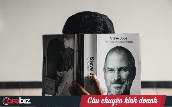 Chỉ cần đọc tiểu sử Steve Jobs là học được từ startup, marketing đến sáng tạo, bán hàng! Tôi đã đọc 2 lần và những gì tôi học được có sẵn ở đây