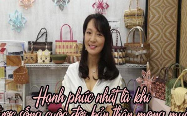 Bà nội trợ Nhật Bản 36 tuổi ly hôn, khởi nghiệp với vỏn vẹn 17 triệu đồng gây dựng nên công ty trăm tỷ: Hạnh phúc là khi được sống cuộc đời bản thân mong muốn