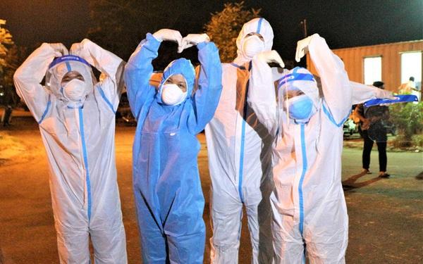 Căng mình chống dịch, Đà Nẵng vẫn hỗ trợ Bắc Giang, Bắc Ninh 12.000 sinh phẩm xét nghiệm Covid-19
