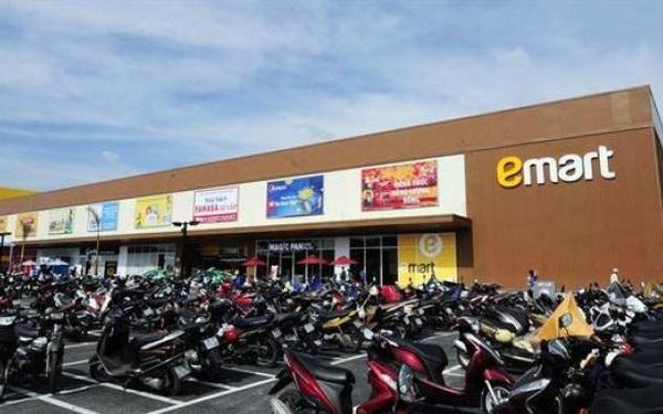 Siêu thị E-mart sắp bán mình cho Thaco?