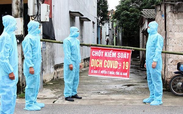 Nóng: Vĩnh Phúc phát hiện 6 người dương tính SARS-CoV-2 lần 1