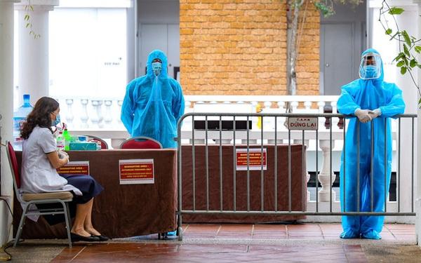 Hà Nội: Nữ nhân viên quán bar trú tại quận Hoàng Mai dương tính với SARS-CoV-2