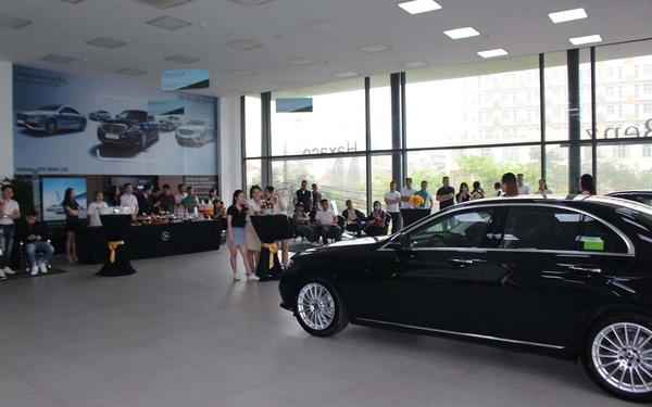 Doanh nghiệp phân phối ô tô thu lợi nhuận lớn nhờ nhu cầu xe sang tăng mạnh