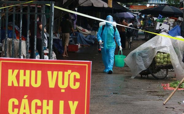 Hà Nội tiếp tục thêm 6 ca dương tính SARS-CoV-2 mới, trong đó 3 ca thuộc chùm Times City và Công ty T&T