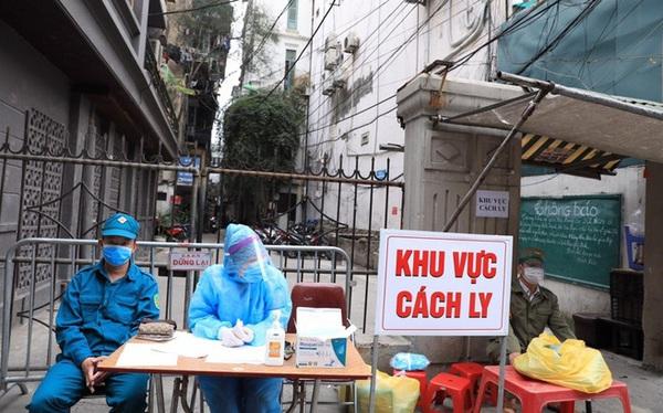 Nóng: Từ chiều nay, Hà Nội tạm dừng quán ăn đường phố, trà đá, cà phê vỉa hè để phòng, chống Covid-19