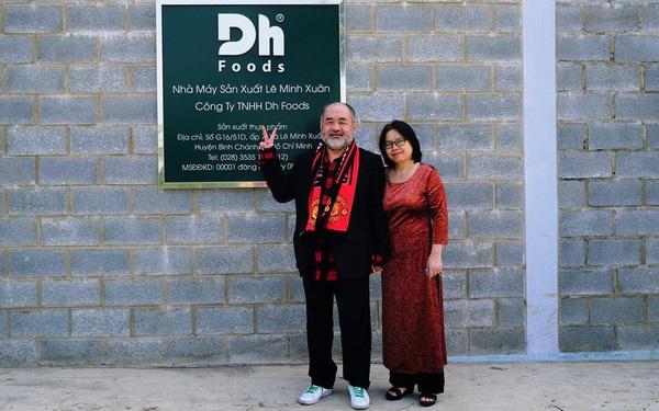 """Chân dung CEO Dh Foods: Triệu phú mỳ gói trên đất Ba Lan, tay trắng hồi hương tuổi 50 vì """"tiếng gọi tình yêu"""", dựng đế chế gia vị đặc sản thuần Việt"""