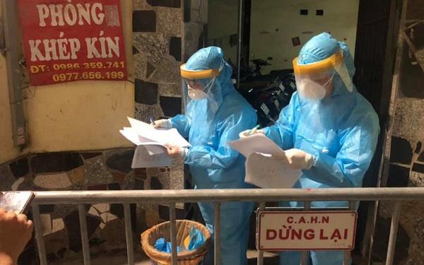 Hà Nội thêm 1 ca dương tính với SARS-CoV