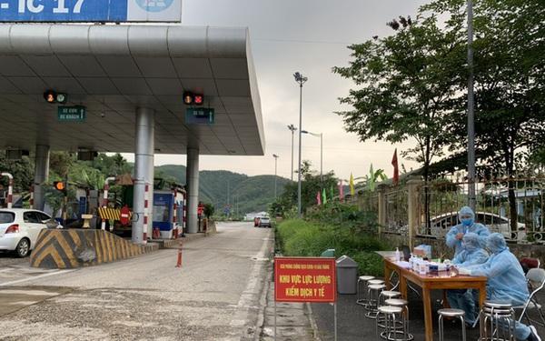 Lào Cai ghi nhận 22 F1 trong đó có 5 nhân viên cửa hàng xăng dầu liên quan các ca Covid-19