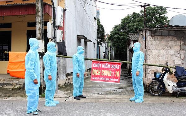 2 chuỗi lây nhiễm Covid-19 trong cộng đồng tại Việt Nam hiện nay