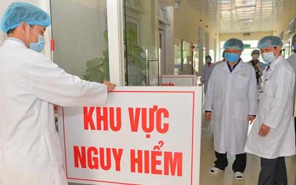 Hà Nội: Tạm phong tỏa tòa Park 10 - chung cư Times City liên quan ca dương tính SARS-CoV-2
