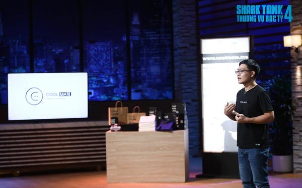 """Chân dung startup Coolmate vừa gọi vốn thành công 500.000 USD trên Shark Tank: Từng đi thi khởi nghiệp chỉ lọt Top 10, nay đã là """"ông trùm"""" bán chục nghìn đơn trên Shopee"""