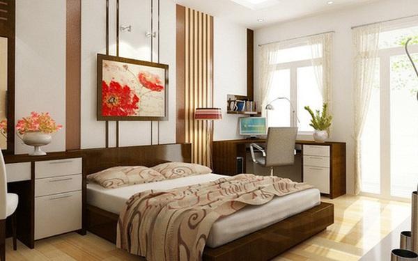 4 lưu ý về phong thủy khi bố trí giường ngủ để tiền vào như nước, gia đạo ấm êm